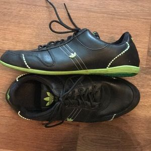 Adidas Leather Lace up Casual Shoes